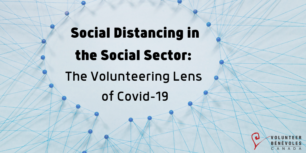 Social Distancing in the Social Sector