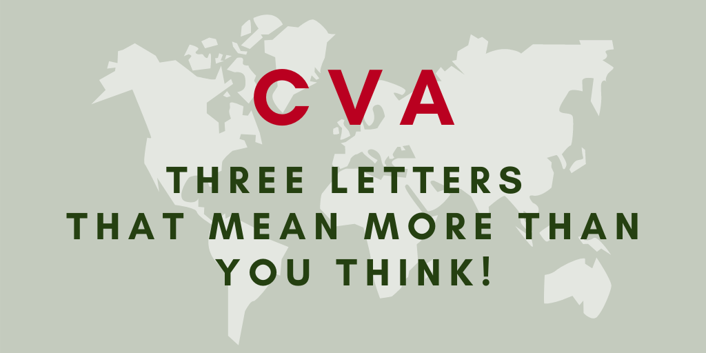 CVA three letters that mean more than you think